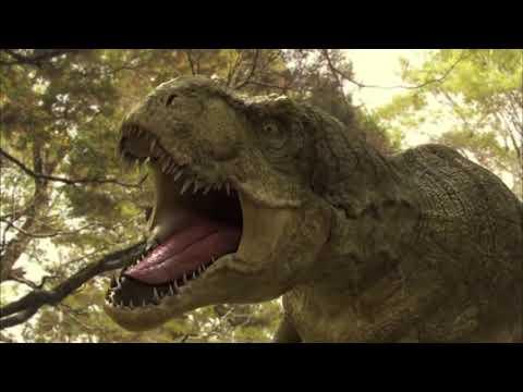 Жизнь маленького тарбозавра(не моё) Live of a littel tarbosaurs
