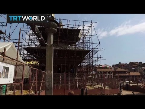 Nepal Construction: Government accused of neglecting the poor