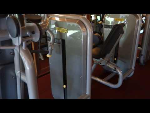 The Conrad, Koh Samui Thailand: Gym and Library