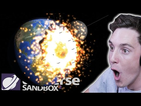 BLOWING UP THE UNIVERSE! (Universe Sandbox 2)