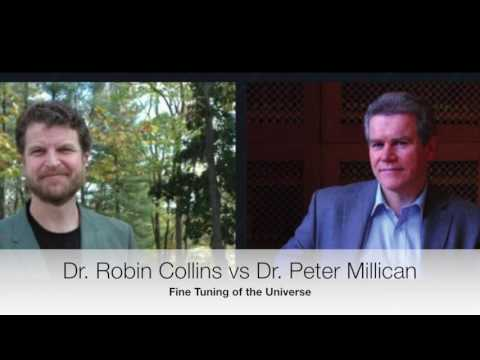 Fine Tuning of the Universe - Dr. Robin Collins vs Dr. Peter Millican (Premier Christian Radio 2016)
