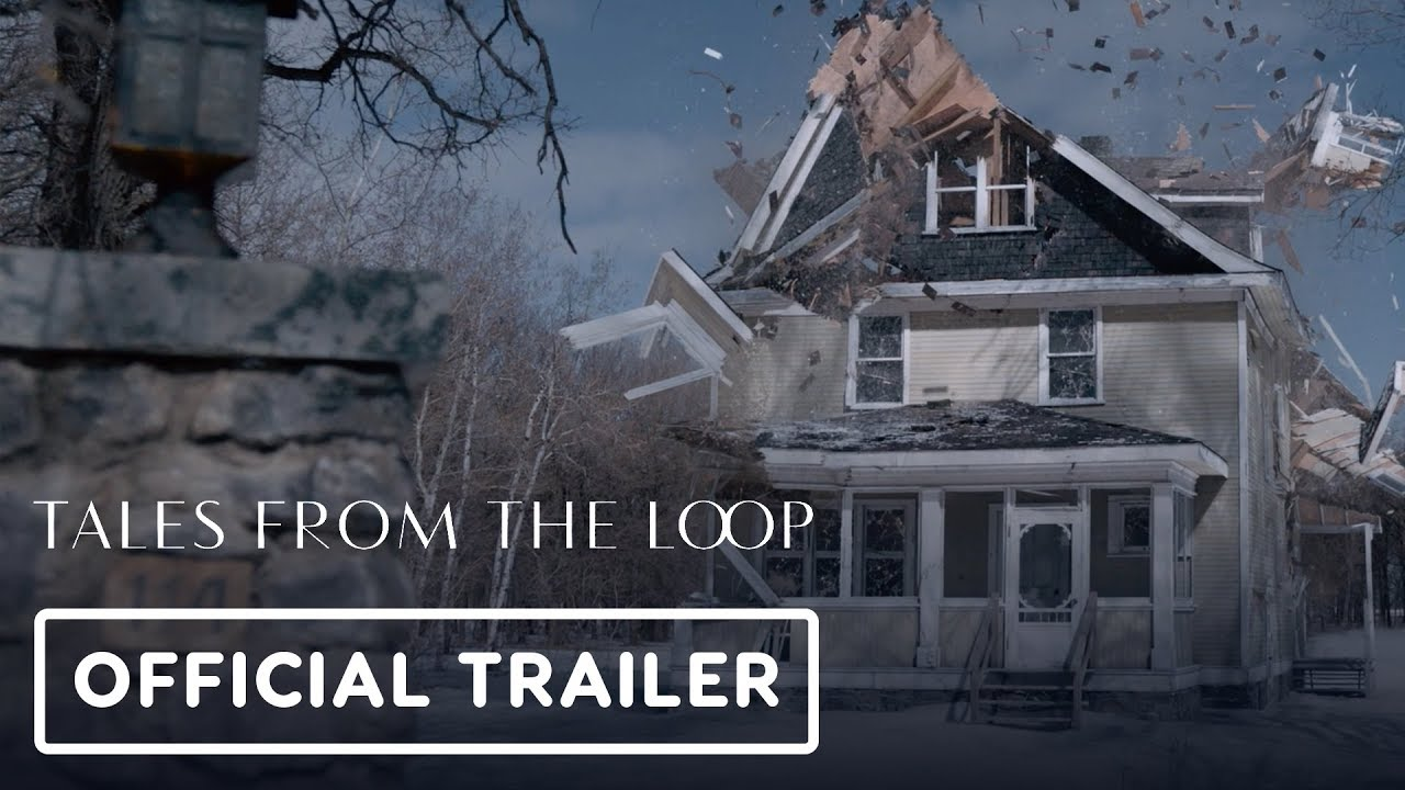 Tales From the Loop - Tráiler oficial (2020) + vídeo