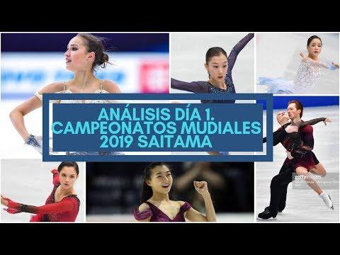 Alina Zagitova se impone en el programa corto -Analisis dia 1 competición Saitama 2019