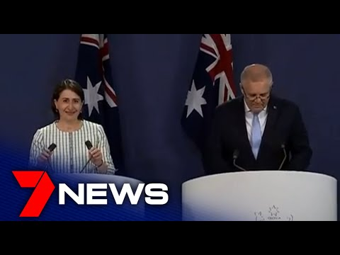 New South Wales government and Commonwealth announce an energy partnership | 7NEWS