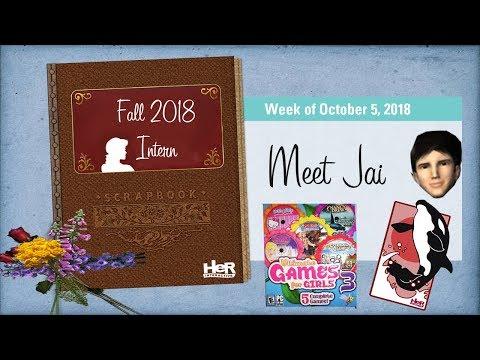 Meet Jai! | Nancy Drew Games | HeR Interactive
