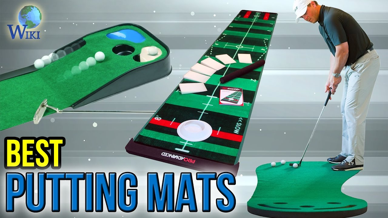 8 Best Putting Mats 2017 - YouTube