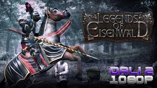 Legends of Eisenwald PC Gameplay 60fps 1080p