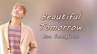 Como Cantar Beautiful Tomorrow - Seungkwan (Letra Simplificada)