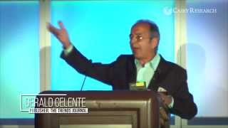 """""""The game is going to end..."""" - Gerald Celente on Central Bank policies"""