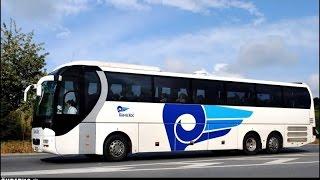 Euro Truck Simulator 2 ( v 1.22 ) Man Fortuna MEGA Otobüs Modu