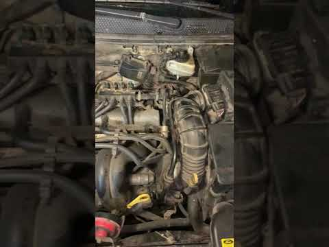 Форд фокус 1 1,6 греется? есть решение!!!!!!