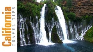 Burney Falls - Northern California Attractions