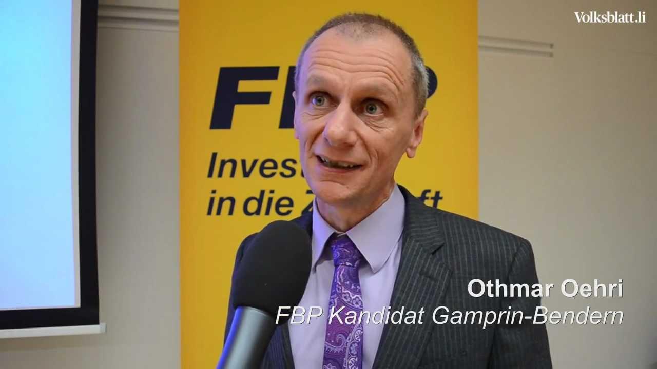 Download FBP Nomination Gamprin-Bendern