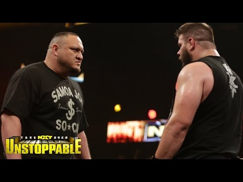 WWE Network Sneak Peek: Samoa Joe confronts Kevin Owens: NXT TakeOver: Unstoppable