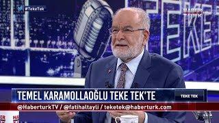 Teke Tek - 6 Mart 2018 (Temel Karamollaoğlu)