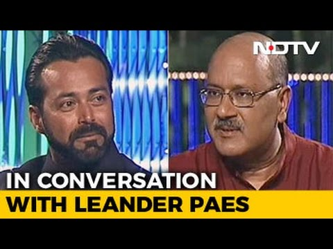 In Conversation With Leander Paes