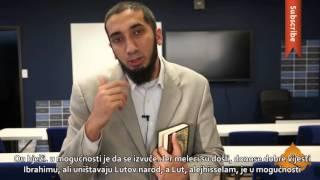 Poruke sure Al 'Ankebut ┇ Nouman Ali Khan ┇ UmmetMedia ┇