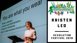 Kristen Leo | I Am What I Wear
