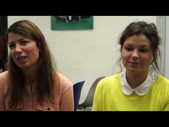 Interview mit Sandy Kühn und Sandra Hofmann von den Digital Media Women Leipzig