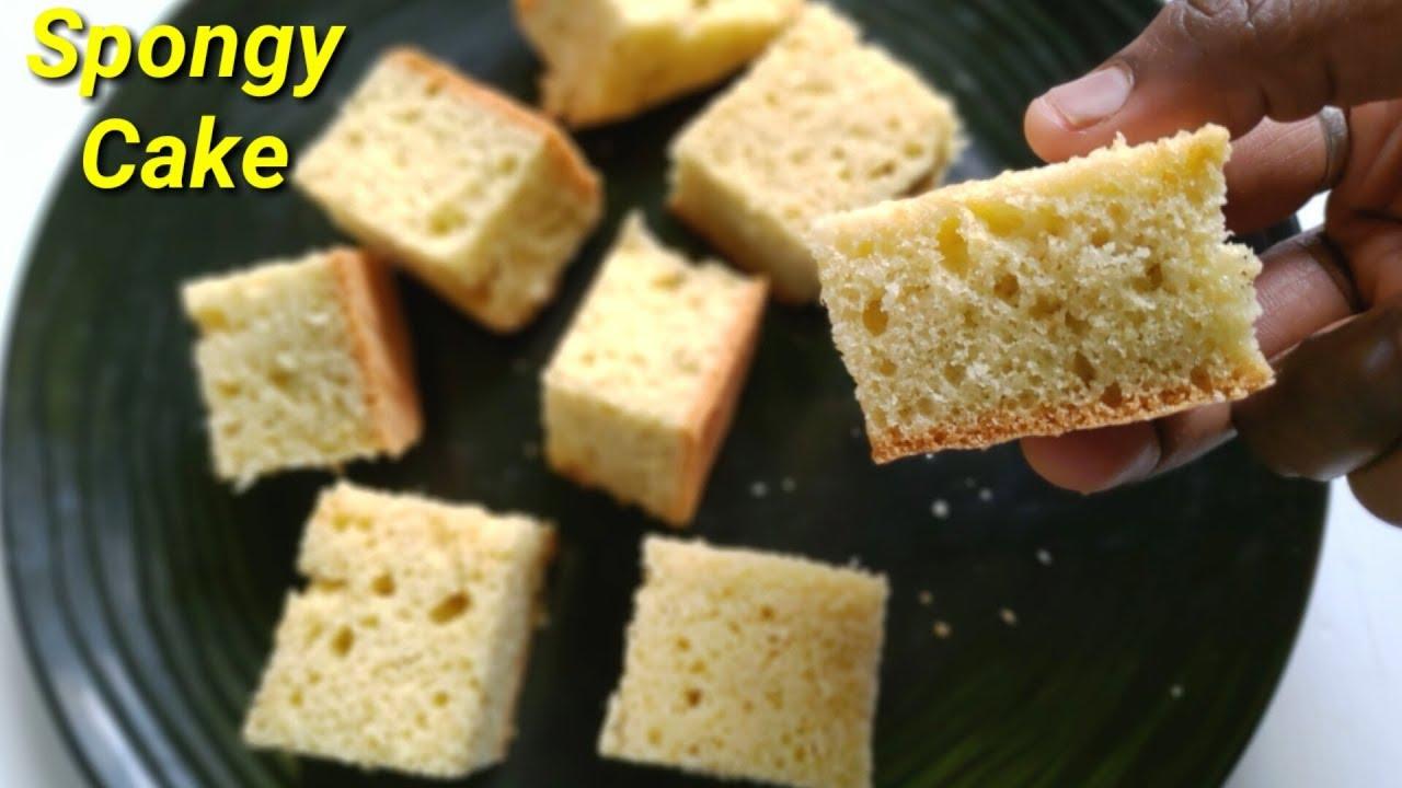 Recipe Of Cake In Kannada: ಸ್ಪಾಂಜ್ ಕೇಕ್ ಮಾಡಿ ನೋಡಿ