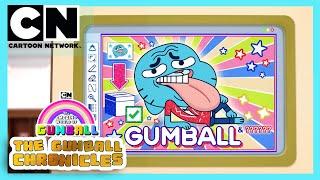 The Gumball Chronicles | Gumball Runs for President | Cartoon Network UK