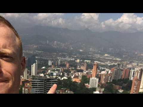 Travel Update Live: Arrived in Medellin 🙏🇨🇴Colombia