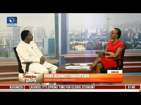 Fight Against Corruption: There Is Corruption Everywhere In Nigeria -- Femi Adesina Pt. 2