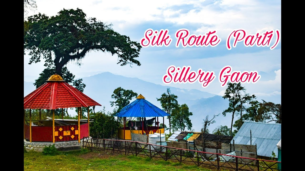 Sillery Gaon - Silk Route Tour Plan in March (Part 1)