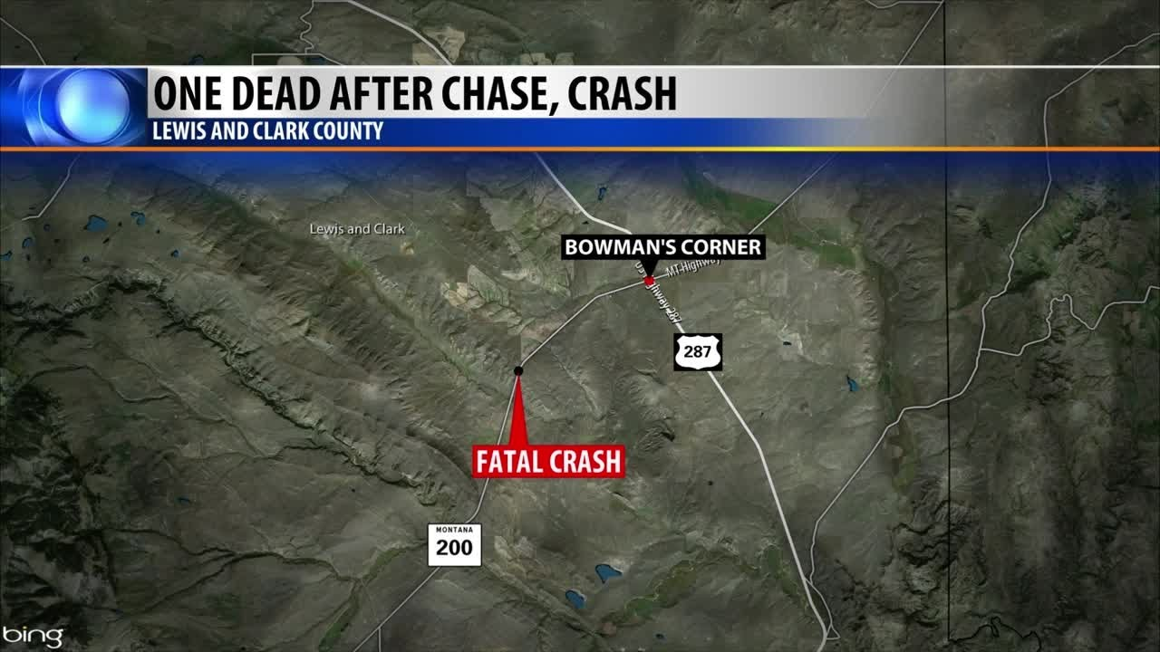 Suspect dies after losing control of vehicle during wild