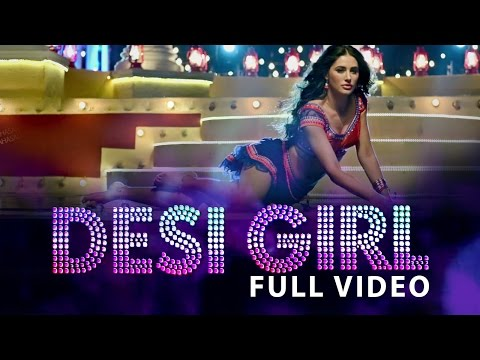 Desi Girl Song Lyrics From Saahasam