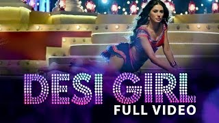 Desi Girl - Official Video | Saahasam | STR, Lakshmi Menon | Prashanth, Nargis Fakhri | Thaman SS