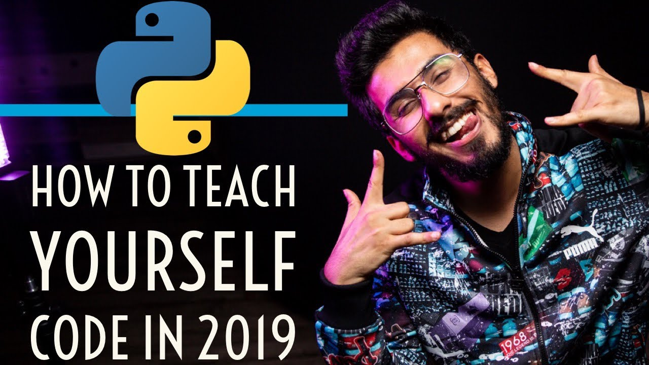 How to Teach Yourself Code in 2019