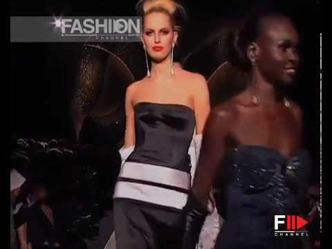 VALENTINO Autumn Winter 2005 2006 Paris Haute Couture by Fashion Channel