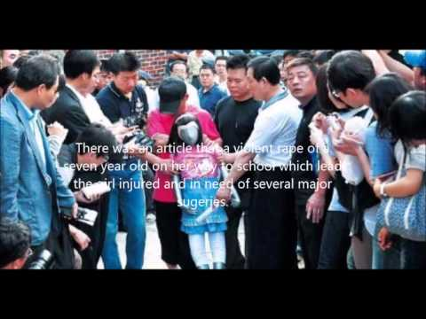 Weak South Korea's sexual abuse law
