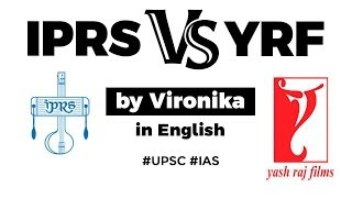 Indian Performing Right Society files FIR against Yash Raj Films, IPRS vs YRF case explained #UPSC