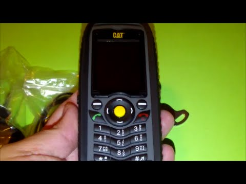 Mobile Phone - CAT B25 / Review