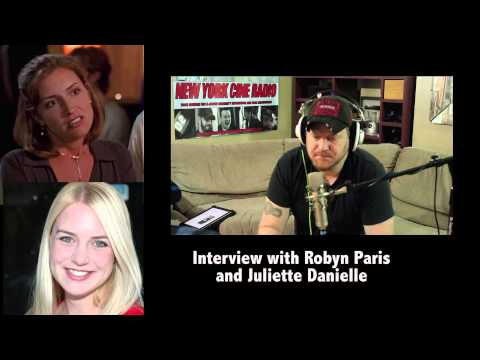 Download Youtube: Tom interviews the cast of The Room Movie Robyn Paris(Michele) and Juliette Danielle (Lisa)