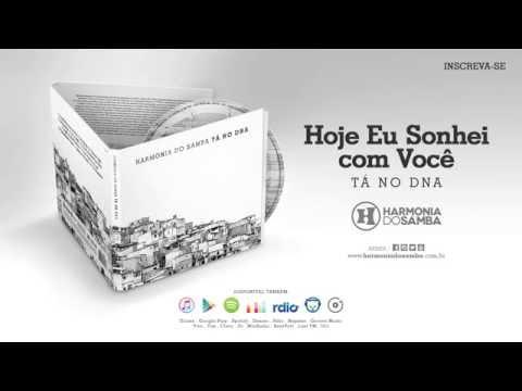 Harmonia do Samba feat Anitta - Hoje Eu Sonhei Com Você (Áudio Oficial)