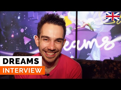 Dreams (PS4) - Interview With Tom Dent (Community Manager @Media Molecule - EN)