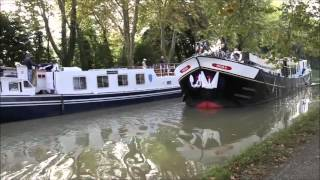 Passenger Hotel Barge Rosa - Bordeaux Holiday