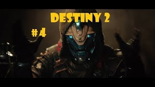 Let's Play Destiny 2 On PC With Silverhawk - Episode 4