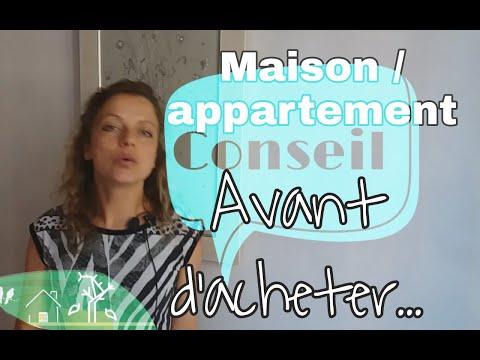 Rénovation Maison Appartement- Conseils Avant D'Acheter - Youtube