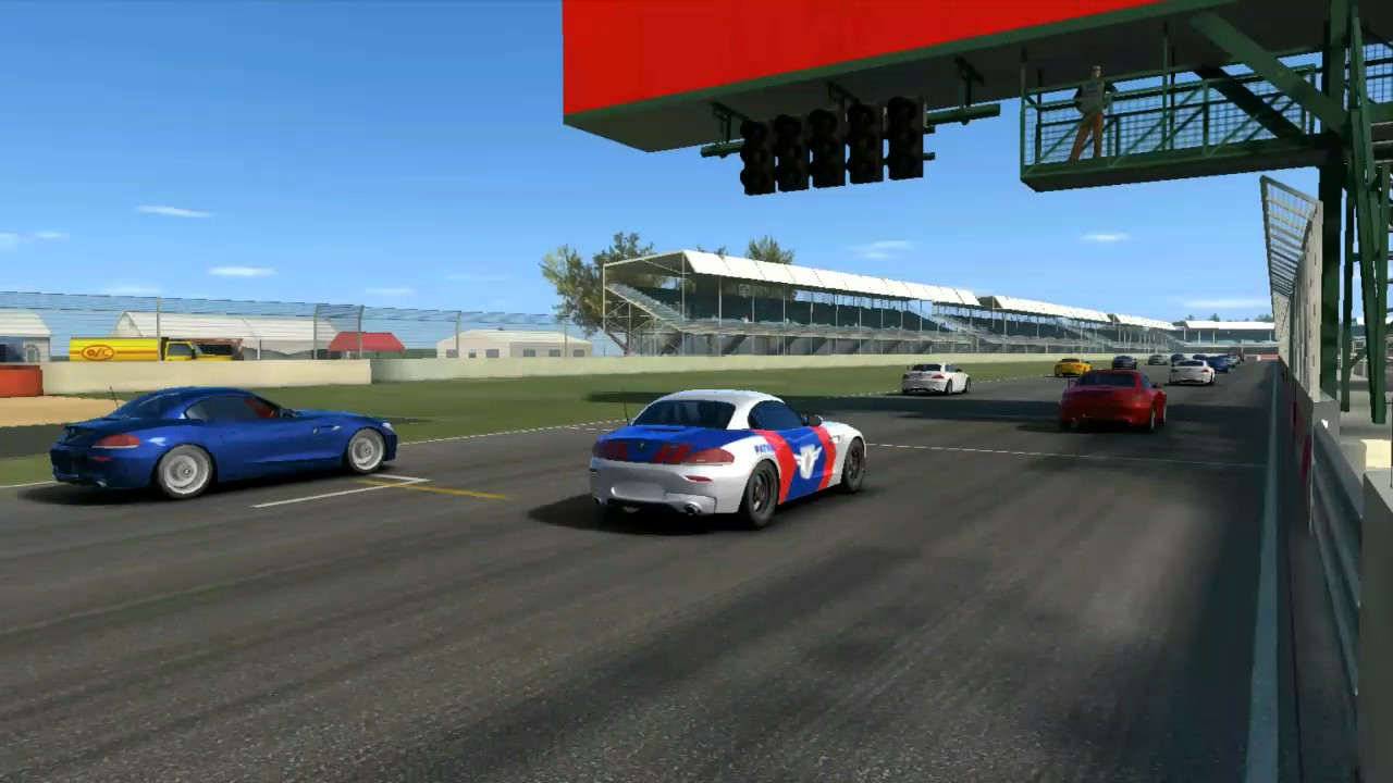 Polisi Indonesia Razia Di Real Racing 3 YouTube