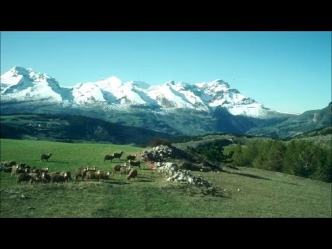 Rural France - SlideShow With Relaxing Ambient Music