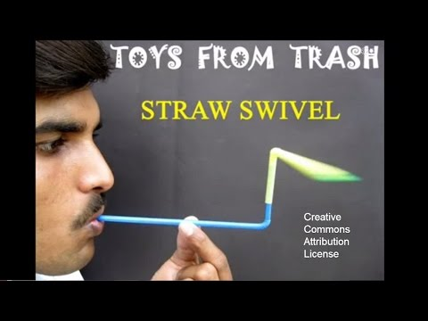 STRAW SWIVEL - Punjabi