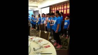 保良局莊啟程第二小學 謝師宴 (上)