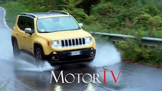 TEST DRIVE: 2016 JEEP RENEGADE 2.0 MJET 140 PS (GER)