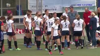 1. Feldhockey-Bundesliga Damen DHC vs. GHTGC 14.05.2017 Highlights