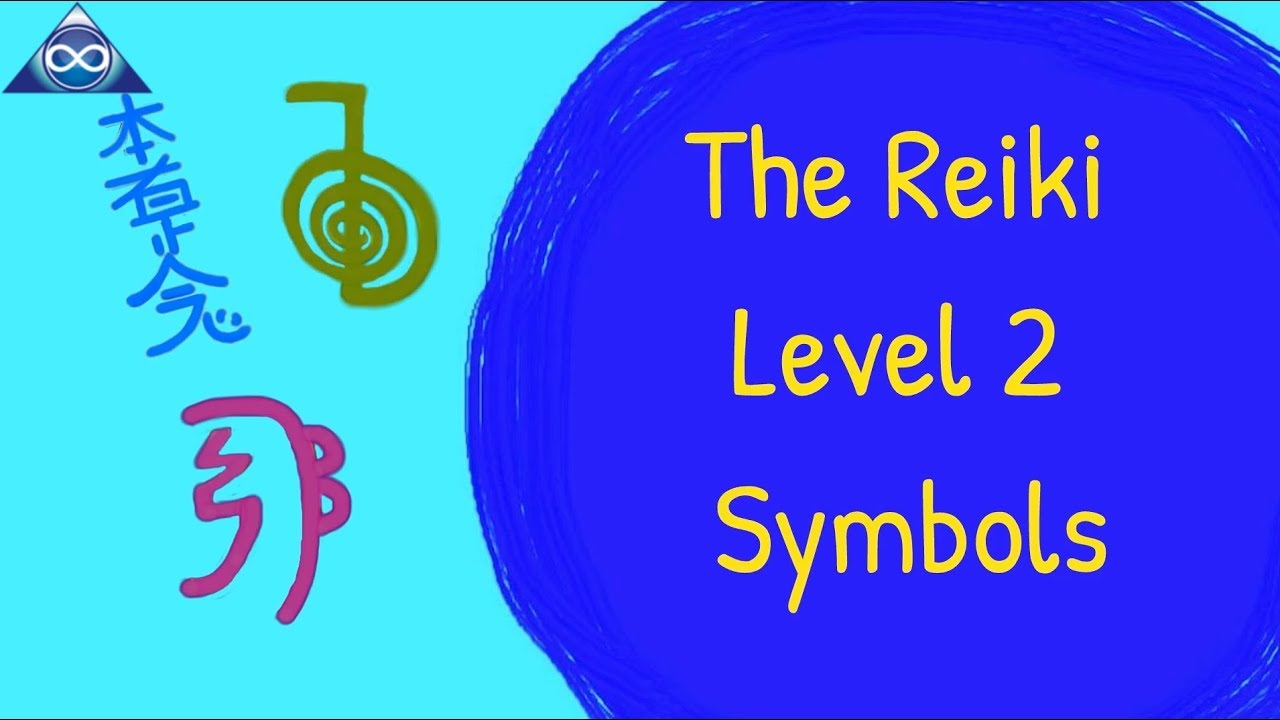 How To Reiki How Usui Reiki Symbols Are Used In Level 2 Ch Ku Rei