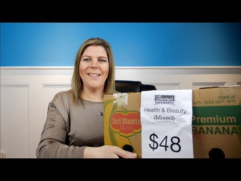 I am unboxing a $48 COSTCO Health & Beauty Liquidation Mystery Box